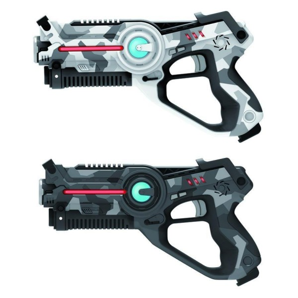 Laserové pistole 2ks Territory Laser Game Double set (2)