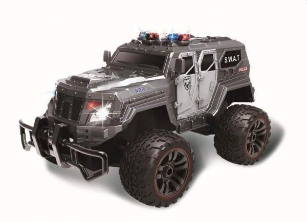 S.W.A.T. Police Pioneer RC auto 39cm (1)