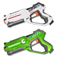 Laserové pistole 2ks Territory Laser Game Double set (3)