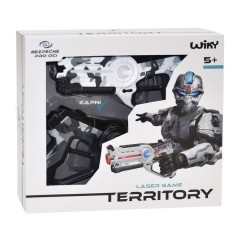 Laserové pistole 2ks Territory Laser Game Double set (4)