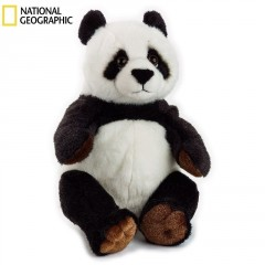National Geographic plyšák Panda 22cm