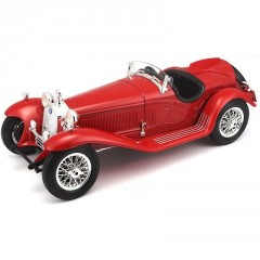 Model Alfa Romeo 8C 2300 Spider Touring (1932) 1:18 Red