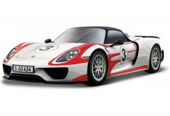 Model Race Porsche 918 Weissach 1:24