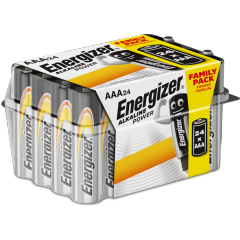 Baterie AAA/LR03 Alkaline Power 24 ks